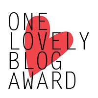 One Lovely Blog Deserves Another