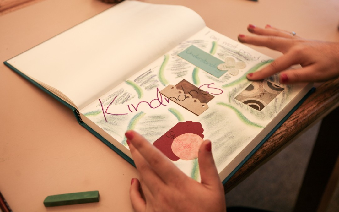 Strong on the Inside —Writing Alone Together at School
