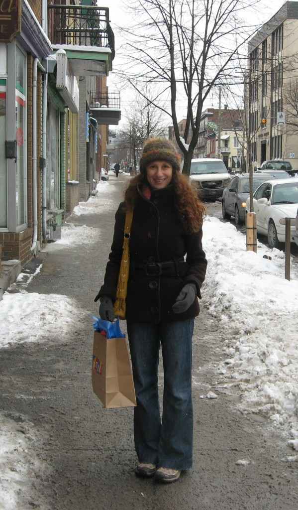 I, Miss Montreal